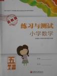 2017年练习与测试小学数学五年级上册苏教版