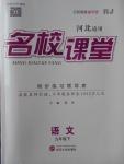 2018年名校课堂滚动学习法九年级语文下册人教版河北适用武汉大学出版社