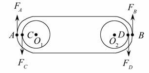 伽利略曾设计如图所示的一个实验,将摆球拉至