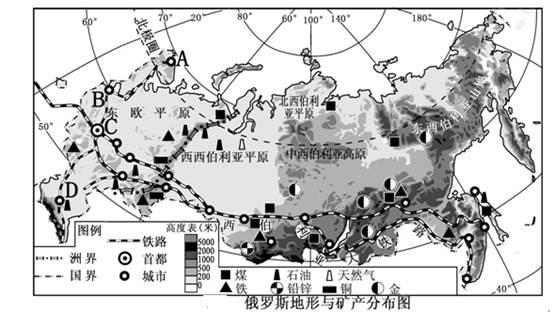 中东的石油大部分通过海洋运往东亚 和 .图片