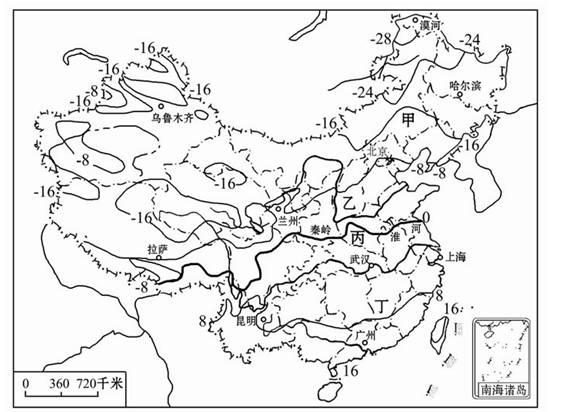 印度手绘地图轮廓