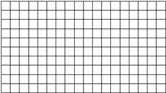 再画一组互相垂直的线段.标上字母,并在方格纸的右侧空白出.