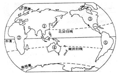 A.人口密度大的地区,其人口自然增长率一定高 -世界人口密集区分布
