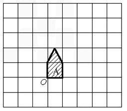 按要求在方格纸上画图. 青夏教育精英家教网