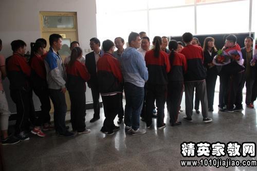 高中寄语老师典礼毕业高中人百打架丰集图片