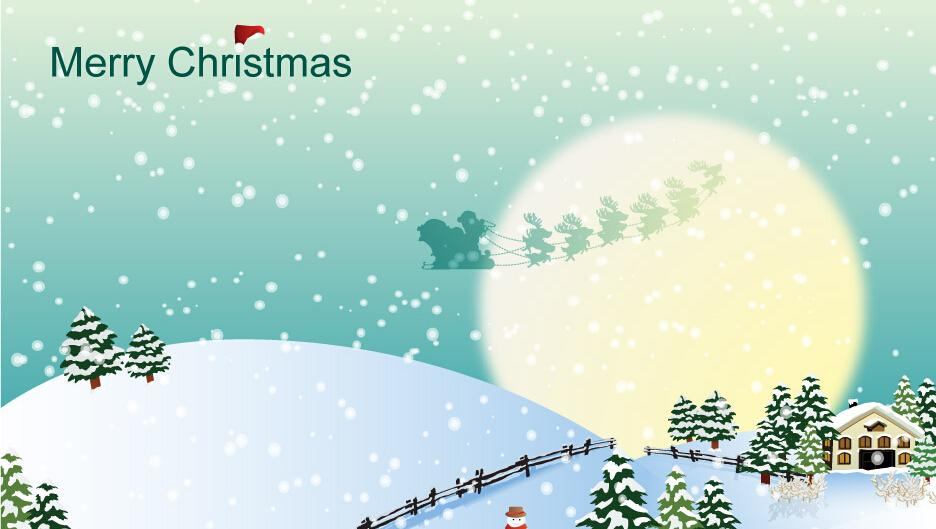 2016圣诞元旦春节促销广告语