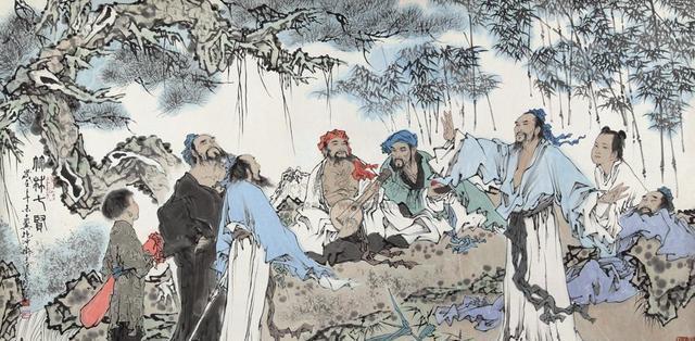古代名人故事:山涛