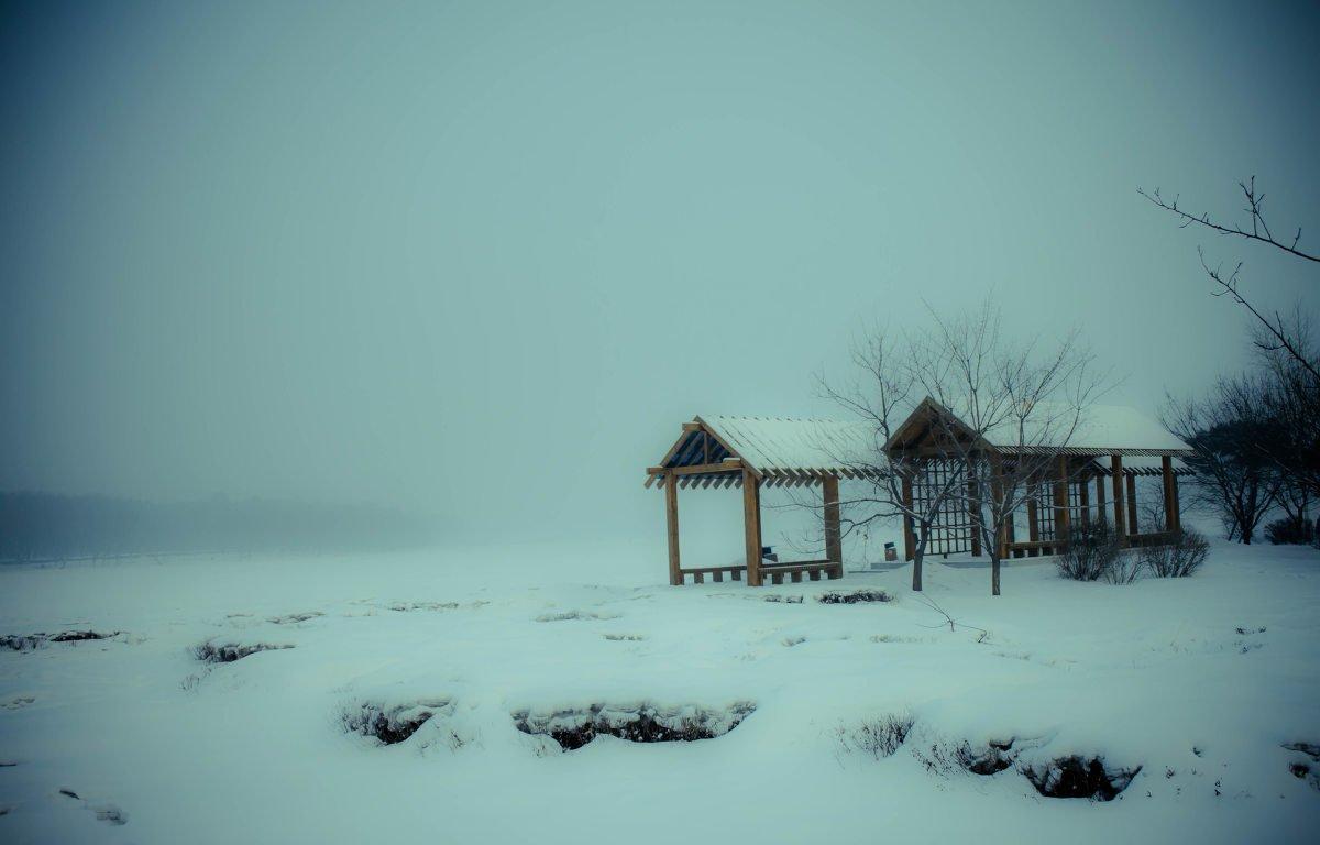 下雪天的伤感落寞的句子