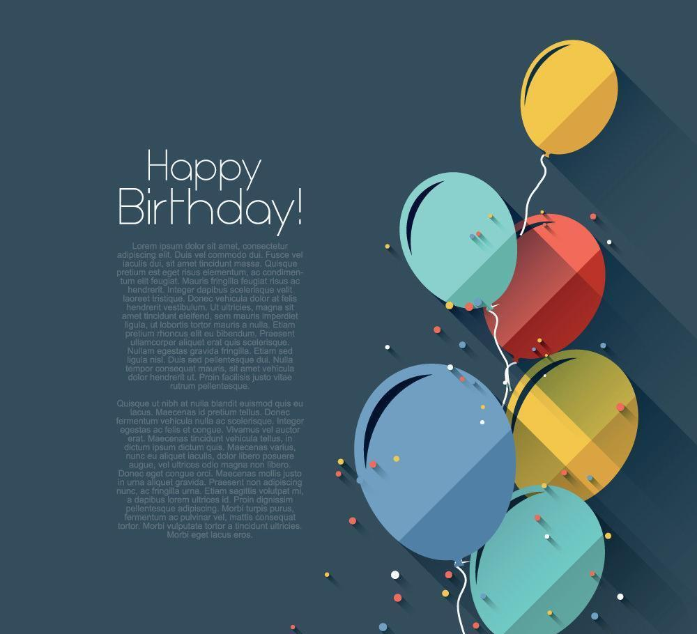生日快乐祝福语图片