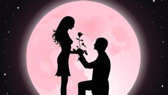 男生向女生表白的唯美句子