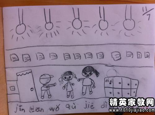 年级一句子你优美句子写小学仿小学英语图片