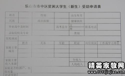 2015年入党申请书