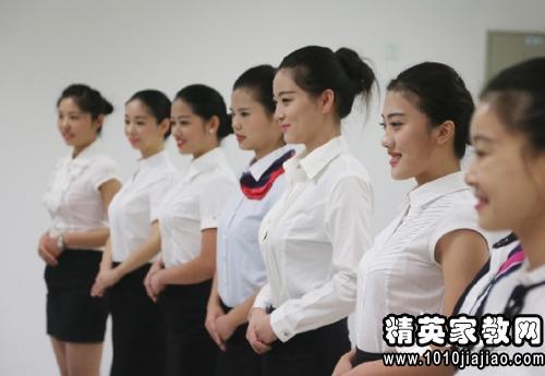 空姐英语成长问题初中生个人v空姐面试图片