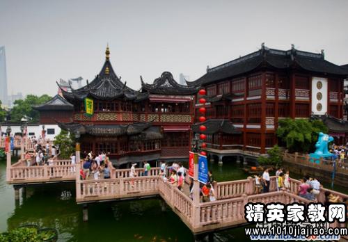 介绍上海豫园的导游词