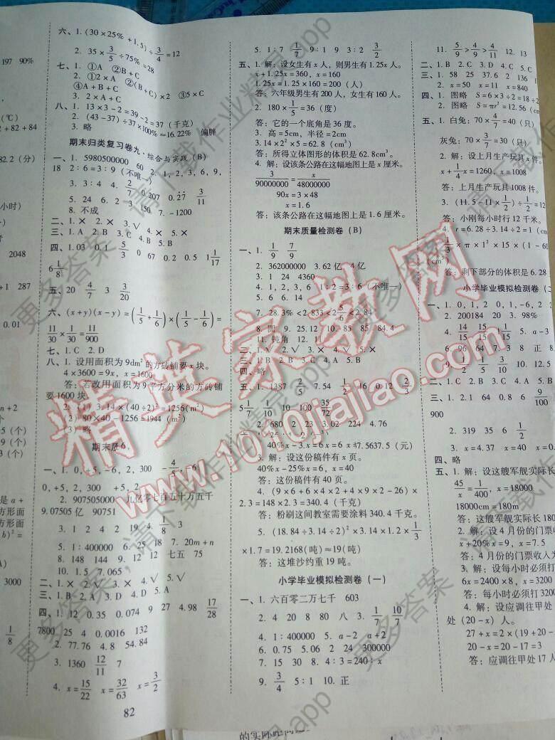 2015年云南师大核心初中试卷语文年级六一线名师数学下册附小好哪个网校图片