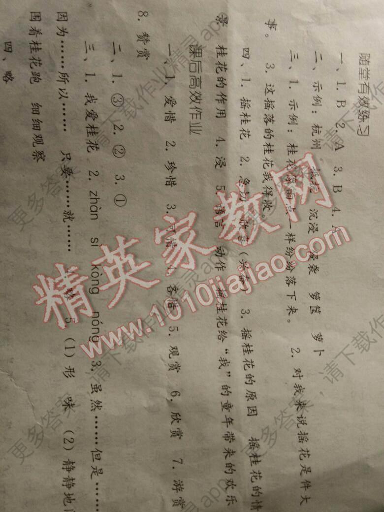 《淮阴侯列传》课堂练习(一) - 豆丁网