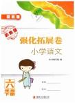 2019年强化拓展卷小学语文六年级下册苏教版提优版