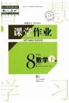 2019年長江作業本課堂作業八年級數學下冊人教版