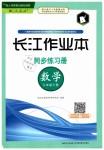 2019年長江作業本同步練習冊八年級數學下冊人教版