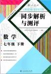 2019年人教金学典同步解析与测评七年级数学下册人教版重庆专版