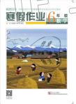 2020年开心假期寒假作业六年级数学人教版武汉出版社