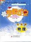 2020年寒假作业九年级物理北京教育出版社