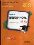 2020年课课通导学练精编三年级语文下册人教版