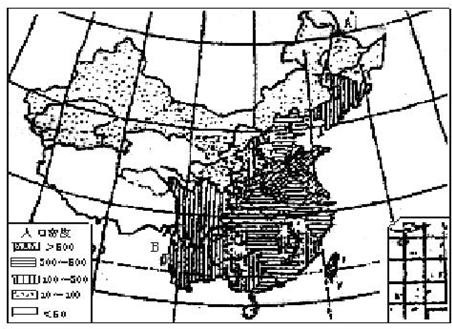 亚洲气候特点_亚洲的人口分布特点