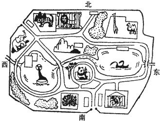 该图不属于一幅真正意义的地图,因为它缺少地图应具备的某些基本要素图片