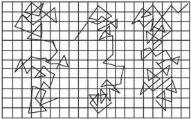 可以看到有一个三角形的东西在两链中间运动.使很难直接分开的拉链