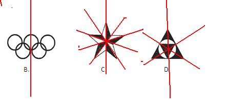 下列命题正确的是 ()  对角线互相垂直且相等的平行四边形是正方形 平行四边形、矩形、等边三角形、正方形既是中心对称图形,也是轴对称图形。 旋转和平移都不改变图形的形状和大小  底角 是的等腰梯形高是,则腰长是。