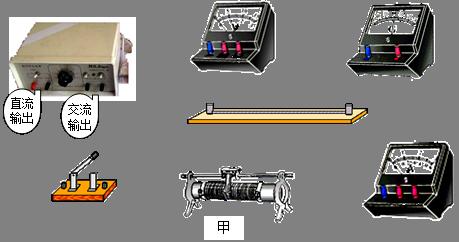 用伏安法测量金属丝的电阻.现提供图甲所示的实验器材.实验要求获得多组数据.且金属丝上所加的电压须从零开始. 1 请在图甲中选择必要的器材.并进行连线. 2 某次实验测量时