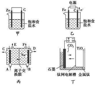 空间实验室 天宫一号 的供电系统中有再生氢氧燃料电池 rfc .rfc是一种将水电解技术与氢氧燃料电池技术相结合的可充放电池.下图为rfc工作原理示意图.有关说法正确的是