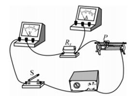 . 1 请你用笔画线代替导线完成图甲中的电路连接, 2 闭合开关后.调