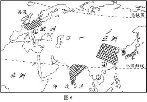 世界大洲大洋分布图_世界大洲人口排名