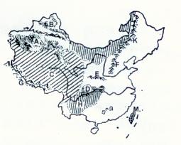 我们美丽的家乡在云贵高原上.这个地形区位于以下哪个地理区域 A.青藏地区B.北方地区 C.南方地区D.西北地区 题目和参考答案 精英家教网