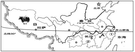 《北纬30°·中国行》从浙江舟山群岛出发,自东向西一直拍摄到西藏的