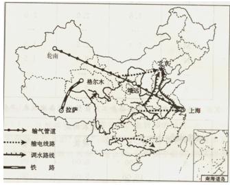 南水北调东线工程可能带来的消极影响有A.长江
