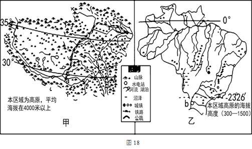 图分别为德国和日本不同等级城市分布图 .读图
