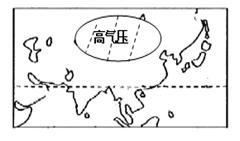 图为 北半球低纬度大气环流示意图 .读图完成题.小题1 关于图示大气环流的过程.判断正确的是A.①易形成台风雨B.②形成高空西风C.③带来丰富降水 D.④形成东南信风小题