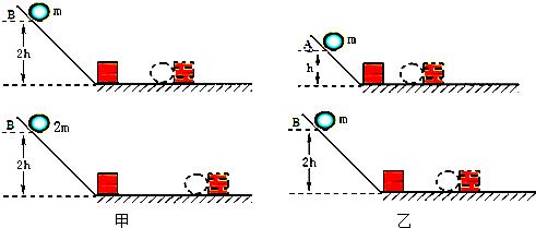 同学们设计了如图甲,乙所示的实验装置来进行实验.图片