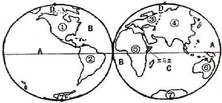 给下列多��ke_下列关于Ⅰ区和Ⅳ区地理环境的描述,正确的是( )