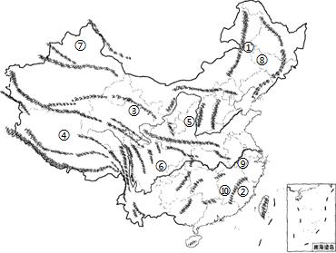 地图 简笔画 手绘 线稿 370_279
