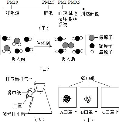 [资料]1.雾霾主要由二氧化硫.氮的氧化物(NOx)