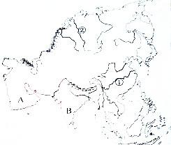 人口自然生长率_如图中人口自然增长率最高的行政区是 A.西藏B.江苏C.上海D.宁