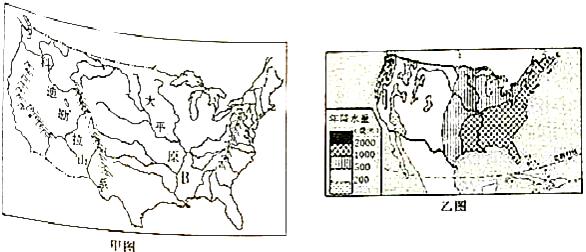 美国人口特点_美国人口分布图