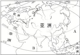 亚洲地形囹�b���_铁路.管道b.铁路.