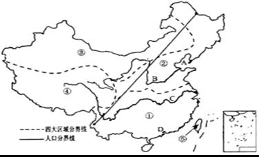 中国人口分布线_...势 胡焕庸线 中国人口分布的秘密
