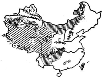 我国面积最大的省级行政区是( )