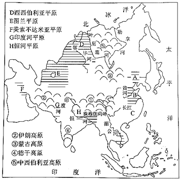 亚洲地形囹�b���_读\